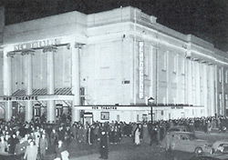 Hull New Theatre in the 1960s
