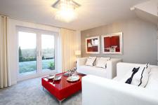 Amy Johnson living room example