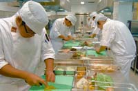 Food business inspections