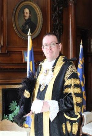 Councillor Sean Chaytor
