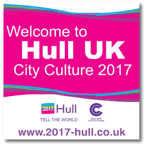 Access the City of Culture website
