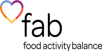 Food Activity Balance (FAB) logo