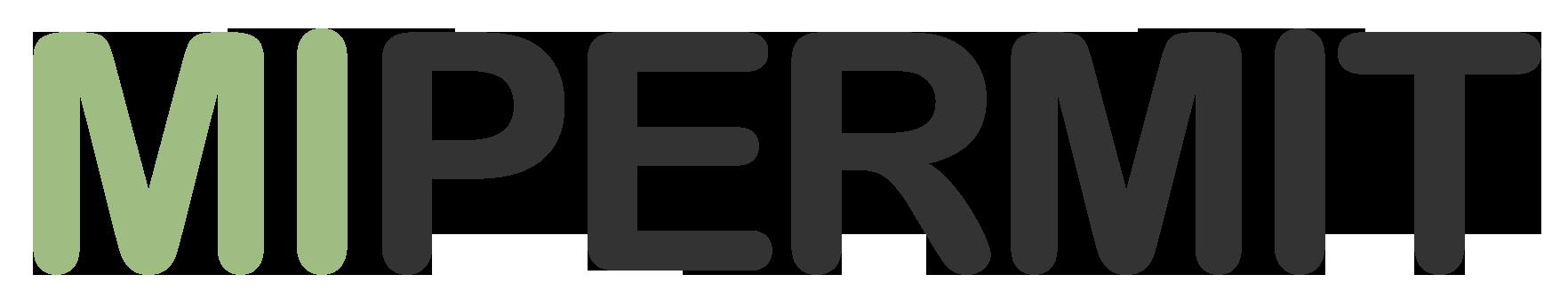MiPermit logo