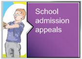 School admission appeals