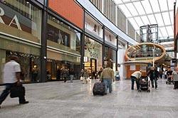 St Stephen's shopping centre