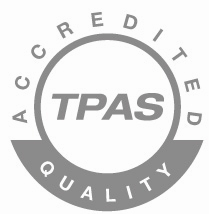 TPAS Accredited Quality Logo