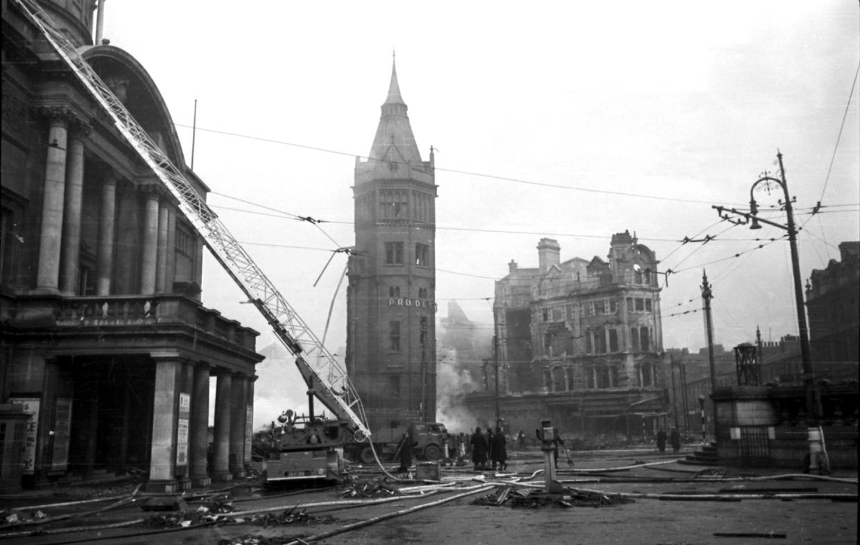 City Hall 1941