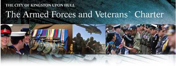 The Armed Forces and Veterans' Charter