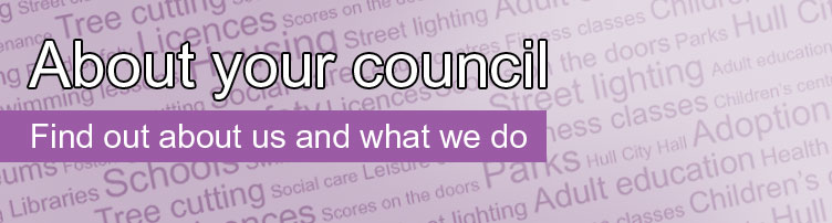 About your council