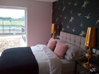 Extra care bedroom