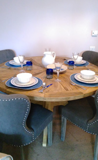 Extra care dining room