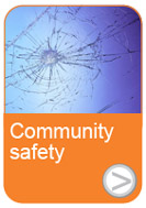 Community Safety button