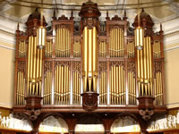 Hull City Hall concert organ
