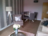Extra care sitting room
