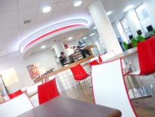 The Wilson Centre cafe